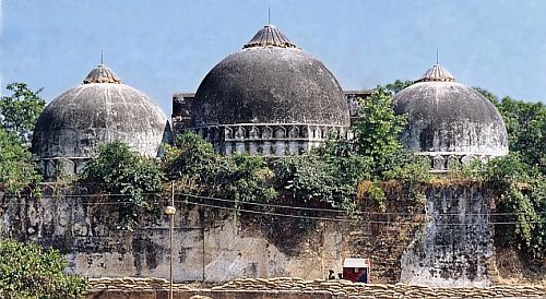 The Babri Masjid