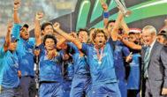 20 ஓவர் கிரிக்கெட் போட்டி இலங்கை அணி உலக சாம்பியன் இறுதி ஆட்டத்தில் இந்தியாவை சுருட்டியது