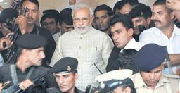 Absolute majority - BJP captured power 21 - to be sworn in as prime minister Narendra Modi